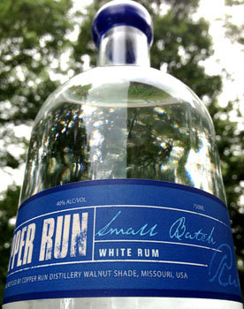 NEW White Rum just in time for Summer!